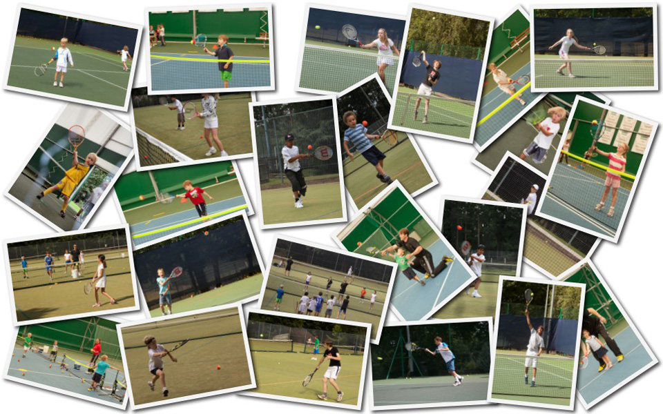 Tennis Courses in Surrey, London M25 - Adult Tennis, Junior Tennis, Mini Tennis, Pre-School Tennis